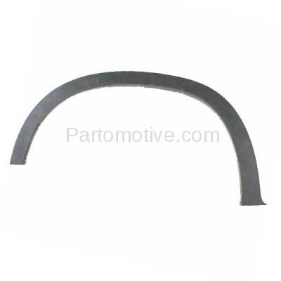 Aftermarket Replacement - FDF-1009R 07-13 X5 Front Fender Flare Wheel Opening Molding Trim Arch Right Passenger Side