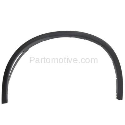 "Aftermarket Replacement - FDF-1000L 14-17 X5 Front Fender Flare 20"" Wheel Opening Molding Trim Arch Left Driver Side"