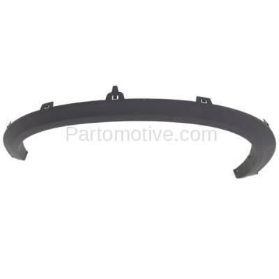 Aftermarket Replacement - FDF-1004L 07-13 X5 E70 Front Fender Flare Wheel Opening Molding Trim Arch Left Driver Side