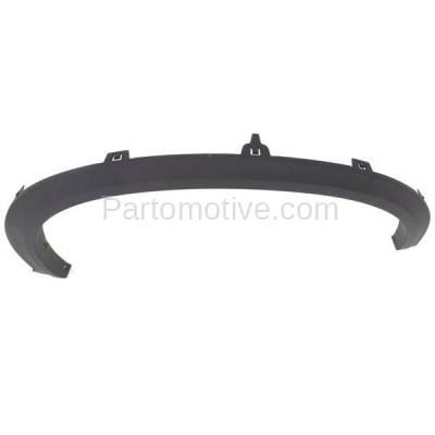 Aftermarket Replacement - FDF-1004R 07-13 X5 Front Fender Flare Wheel Opening Molding Trim Arch Right Passenger Side