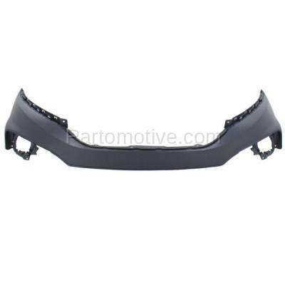 Aftermarket Replacement - BUC-2220FC CAPA 13-15 Crosstour Front Upper Bumper Cover Primed HO1014101 04711TP6A80ZZ