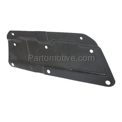 Aftermarket Replacement - ESS-1618 06-12 RAV4 & 08 xB Rear Engine Splash Shield Under Cover TO1228140 514420R010