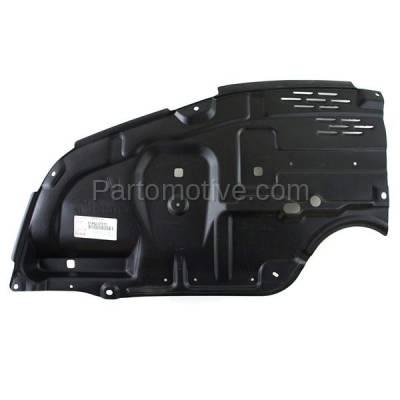 Aftermarket Replacement - ESS-1619L 05-10 Avalon Front Engine Splash Shield Under Cover Guard Driver Side 5144207010