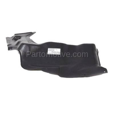 Aftermarket Replacement - ESS-1626R 09-13 Corolla Engine Splash Shield Under Cover Japan Built Right Side TO1228153