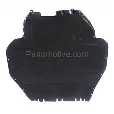 Aftermarket Replacement - ESS-1658 99-06 Golf Diesel Front Engine Splash Shield Under Cover Manual Trans. VW1228106