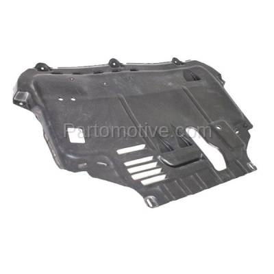 Aftermarket Replacement - ESS-1648 04-11 S40 & 08-13 C30 Front Engine Splash Shield Under Cover VO1228104 307938704