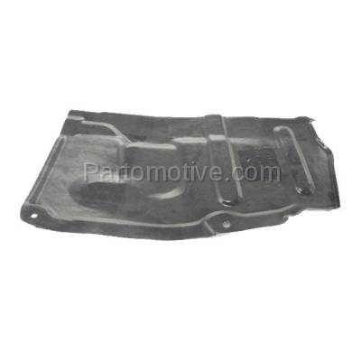 Aftermarket Replacement - ESS-1625L 06-12 RAV4 3.5L Front Engine Splash Shield Under Cover Guard Left Side TO1228163