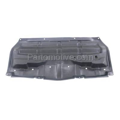 Aftermarket Replacement - ESS-1603 11 12 13 Highlander Front Engine Splash Shield Under Cover TO1228183 514410E060