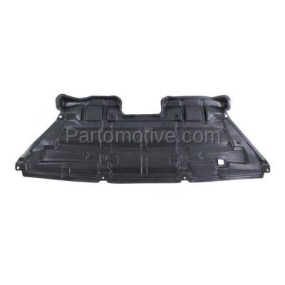 Aftermarket Replacement - ESS-1604 09-10 Highlander 2.7L Front Engine Splash Shield Under Cover Undercar 514410E050