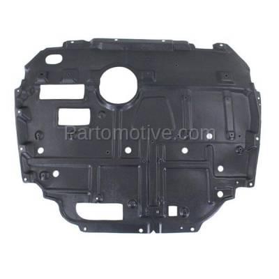 Aftermarket Replacement - ESS-1608 2011-2013 Lexus CT200h & 2010-2015 Toyota Prius, Prius Plug-In & 2012-2017 Prius V Center Engine Under Cover Splash Shield Undercar Guard