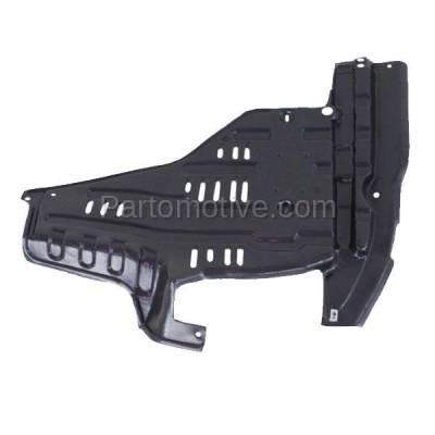 Aftermarket Replacement - ESS-1564L 07-09 SX4 Engine Splash Shield Under Cover Left Driver Side SZ1228108 7239280J00