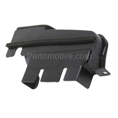 Aftermarket Replacement - ESS-1546 Front Upper Engine Splash Shield Cover Guard For 07-12 Altima 09-14 Maxima 3.5L