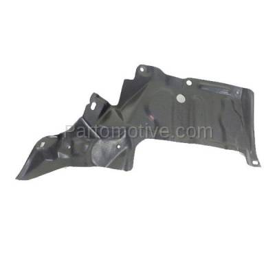 Aftermarket Replacement - ESS-1579R 01-05 RAV4 Engine Splash Shield Under Cover w/Auto Trans. Right Side TO1228123