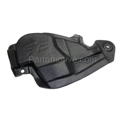 Aftermarket Replacement - ESS-1549R 12-15 IQ Rear Engine Splash Shield Under Cover Right Side SC1228111 5144374011