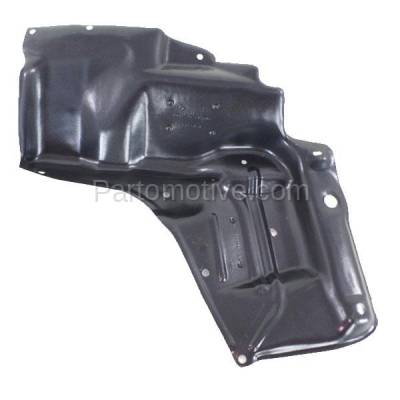 Aftermarket Replacement - ESS-1581L 03-08 Matrix Engine Splash Shield Under Cover Manual Trans Driver Side TO1228156