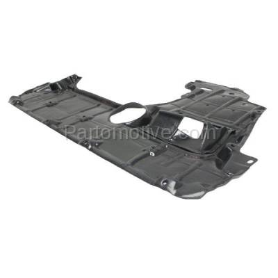 Aftermarket Replacement - ESS-1595 13-14 RAV4 Front Engine Splash Shield Under Cover Undercar TO1228188 514100R030