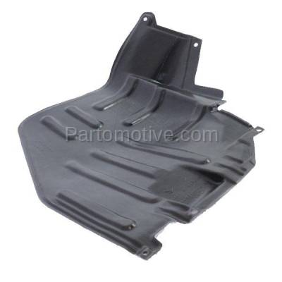 Aftermarket Replacement - ESS-1571L 02-07 Aerio Engine Splash Shield Under Cover Manual Trans. Driver Side SZ1248113