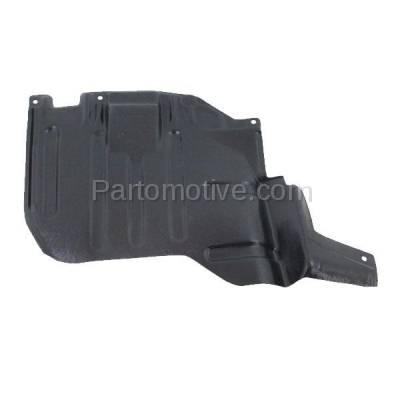 Aftermarket Replacement - ESS-1572L 02-07 Aerio Engine Splash Shield Under Cover Auto Trans. Driver Side 7238254G11
