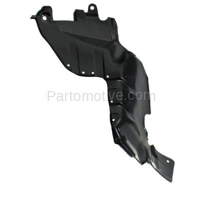 Aftermarket Replacement - ESS-1561R 09-13 Forester Engine Splash Shield Under Cover w/o Turbo Right Side SU1228103