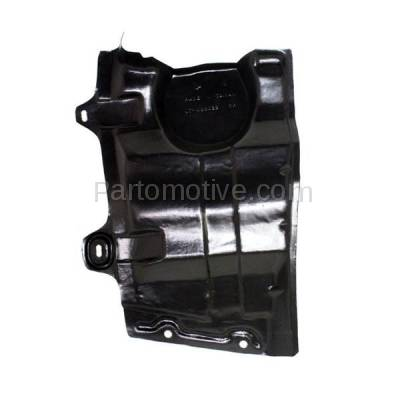 Aftermarket Replacement - ESS-1524R Engine Splash Shield Under Cover Guard Fits Altima & Maxima Right Side NI1228117