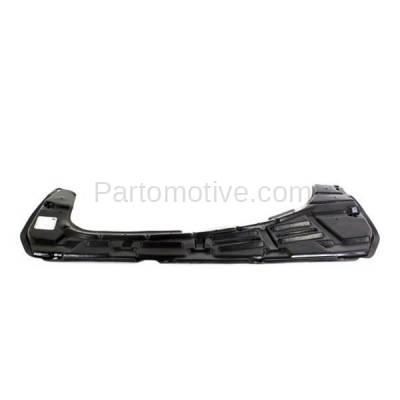 Aftermarket Replacement - ESS-1529 NEW Front Engine Splash Shield Under Cover Fits 07-12 Versa NI1228132 75892EL000