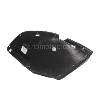 Aftermarket Replacement - ESS-1504R 04-12 Galant Front Engine Splash Shield Under Cover RH Passenger Side 6405A177