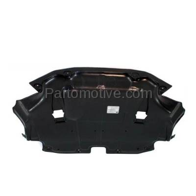 Aftermarket Replacement - ESS-1443 08-10 CL63 & S63 AMG Engine Splash Shield Under Cover Guard MB1228152 2215242930