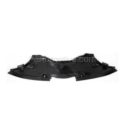 Aftermarket Replacement - ESS-1472 92-99 S-Class Front Engine Splash Shield Under Cover Guard MB1228114 1405241430