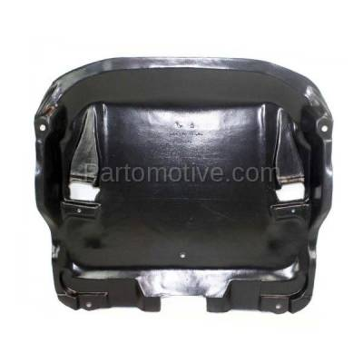 Aftermarket Replacement - ESS-1456 00-06 S-Class Center Engine Splash Shield Under Cover Guard MB1228125 2205240730
