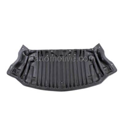 Aftermarket Replacement - ESS-1478 10-13 E-Class RWD Front Engine Splash Shield Under Cover w/o AMG Pkge 2125202323