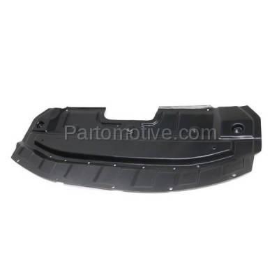 Aftermarket Replacement - ESS-1509 Engine Splash Shield Under Cover Fits 07-12 Sentra SER 2.5L NI1228133 75892ET80A