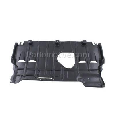 Aftermarket Replacement - ESS-1414 10-13 Mazda3 Rear Engine Splash Shield Under Cover Undercar MA1228112 BBM456110C