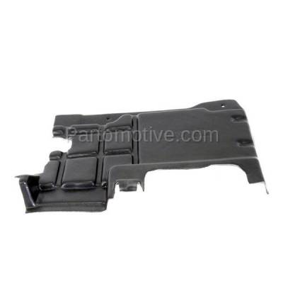 Aftermarket Replacement - ESS-1433L 98-03 CLK-Class Engine Splash Shield Under Cover Guard LH Driver Side MB1228138