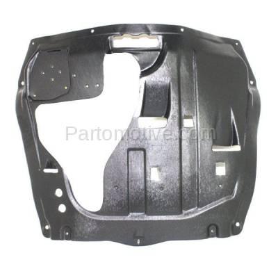 Aftermarket Replacement - ESS-1393 07-09 RX350 Engine Splash Shield Under Cover Center Guard Japan Built LX1228122