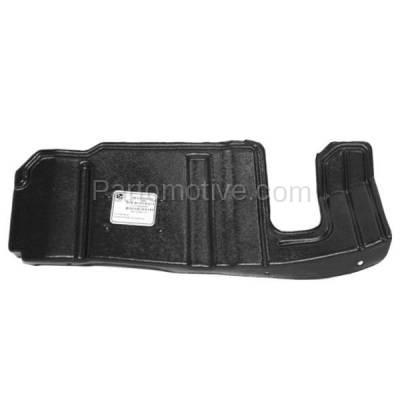 Aftermarket Replacement - ESS-1308L Engine Splash Shield Under Cover Fits 05-10 Sportage Left Driver Side HY1250117