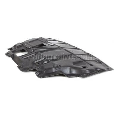 Aftermarket Replacement - ESS-1337 2007-2013 Infiniti G25, G35, G37, EX35, EX37 & 2014-2017 QX50 & 2014 Q40 & 2014-2015 Q60 (AWD) Front Upper Engine Splash Shield