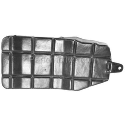 Aftermarket Replacement - ESS-1318L Engine Splash Shield Under Cover Undercar For 00-06 Accent Driver Side HY1228110