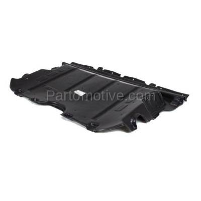 Aftermarket Replacement - ESS-1340 Front Lower Engine Splash Shield Under Cover For 06-08 FX35 IN1228120 75892CL80A