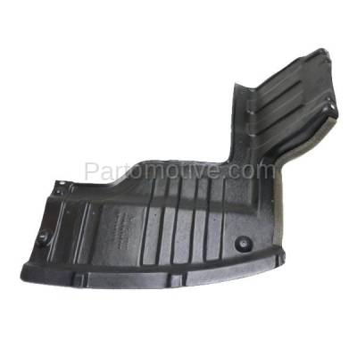 Aftermarket Replacement - ESS-1352L Engine Splash Shield Under Cover For 12-14 Rio/Rio5 Left Driver Side 291301W000