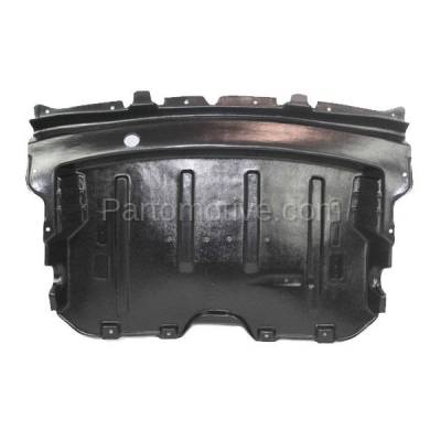 Aftermarket Replacement - ESS-1341 Front Engine Splash Shield Under Cover Guard For 03-05 FX35 IN1228113 75892CG010