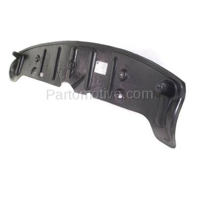 Aftermarket Replacement - ESS-1371 Front Engine Splash Shield Under Cover Undercar Guard For 04-06 Amanti KI1228101