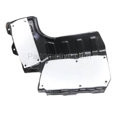 Aftermarket Replacement - ESS-1349L Engine Splash Shield Under Cover Guard For 12-13 Soul Left Driver Side KI1228136