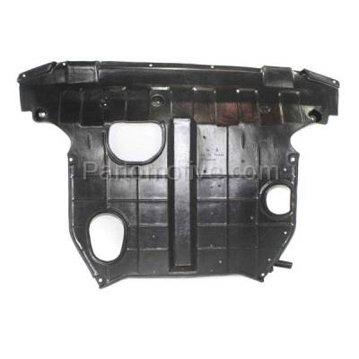 Aftermarket Replacement - ESS-1372 Front Engine Splash Shield Under Cover Undercar Fits 06-10 Optima 2.4L KI1228100