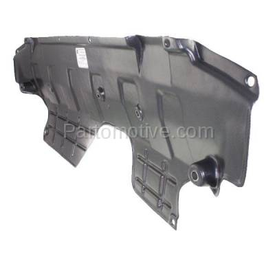 Aftermarket Replacement - ESS-1367 Front Engine Splash Shield Under Cover Undercar Guard For 06-10 Optima KI1228103