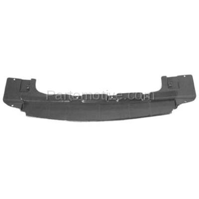 Aftermarket Replacement - ESS-1296 Engine Splash Shield Under Cover Undercar For 07-10 Elantra HY1228116 291102H200