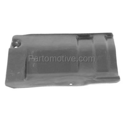 Aftermarket Replacement - ESS-1300L Engine Splash Shield Under Cover Fits 01-06 Elantra/03-08 Tiburon LH Driver Side