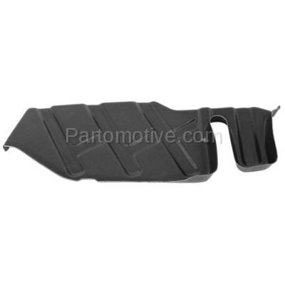 Aftermarket Replacement - ESS-1306R Engine Splash Shield Under Cover For 04-06 Santa Fe 2.7 Passenger Side HY1228141