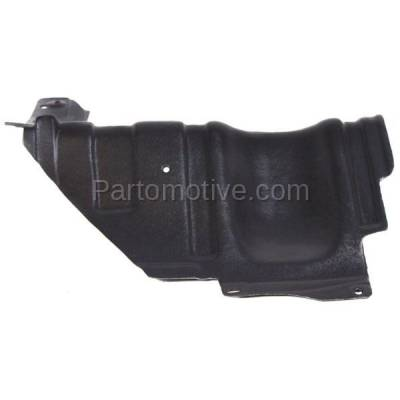Aftermarket Replacement - ESS-1223R 04-08 Chevy Aveo Engine Splash Shield Under Cover Right Passenger Side 96398984