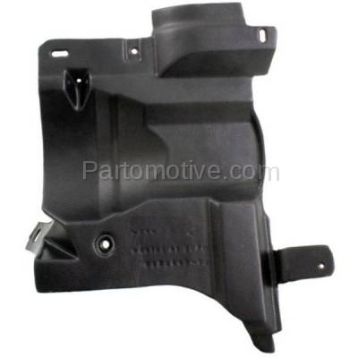 Aftermarket Replacement - ESS-1194L 00-05 Chevy Cavalier Manual-Trans. Engine Splash Shield Under Cover Driver Side