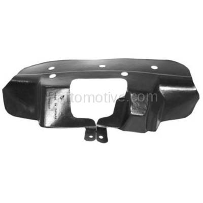 Aftermarket Replacement - ESS-1179 99-05 Grand AM Front Engine Splash Shield Under Cover Air Deflector GM1228100